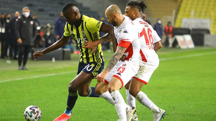 Antalyaspor'da başkan Mustafa Yılmaz'dan Fenerbahçe maçı sonrası tepki!