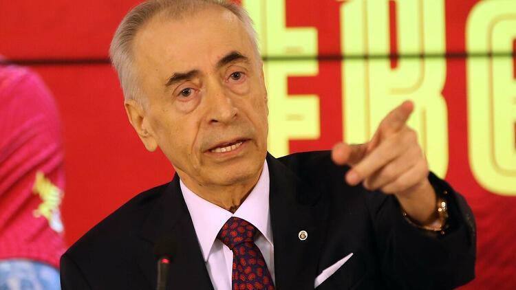 Galatasaray'da başkan Mustafa Cengiz: 'Mostafa Mohamed'in kırmızı kartının iptali için ne gerekiyorsa yapacağız'