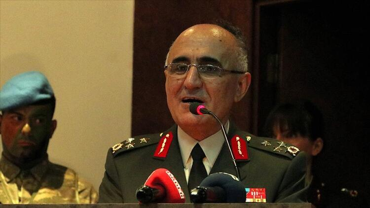 Şehit Korgeneral Osman Erbaş kimdir? Kolordu Komutanı Korgeneral Osman Erbaş'ın biyografisi...