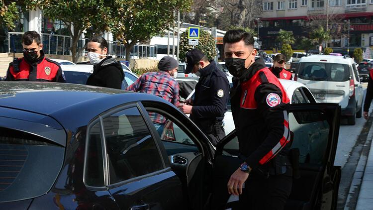 Gaziantep'te koronavirüs tedbirlerini ihlal eden 406 kişiye para cezası