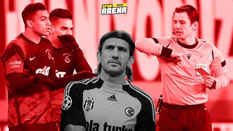 Galatasaray'ın Mustafa Muhammed itirazında Rüştü Reçber detayı!