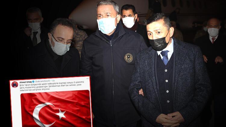 MHP Milletvekili Ahmet Erbaş'ın habersizce yaptığı paylaşım yürek burktu