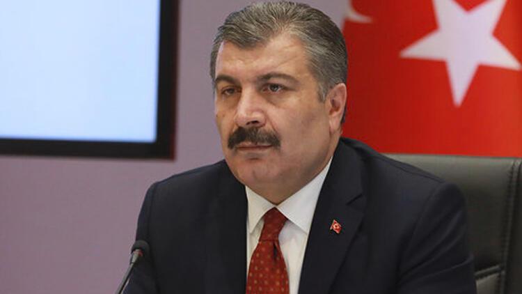 Sağlık Bakanı Fahrettin Koca, Çağrı Merkezi Ödülleri Dünya Finalleri'nde birinci olan SABİM'in personeline teşekkür etti