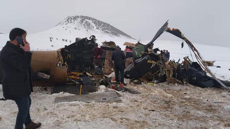 Son dakika haberi: MSB'den Bitlis'teki helikopter kazasına ilişkin açıklama: İlk bilgilere göre kazanın nedeni belli oldu