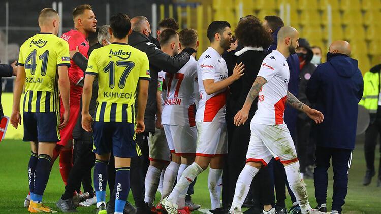 Antalyaspor'dan Fenerbahçe maçı açıklaması!