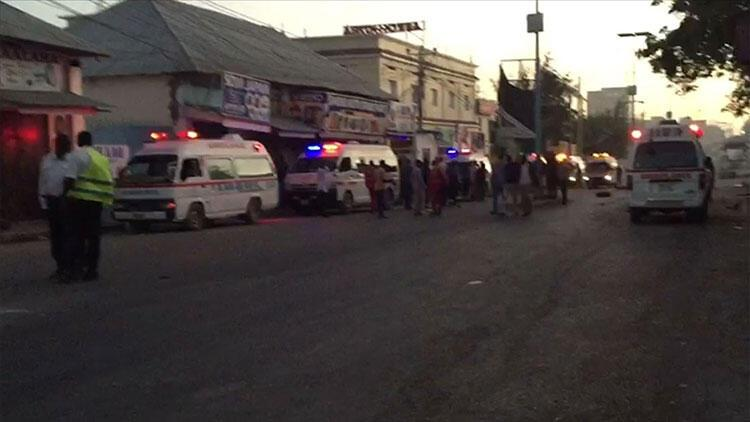 Son dakika: Somali'de bombalı saldırı! Çok sayıda can kaybı var