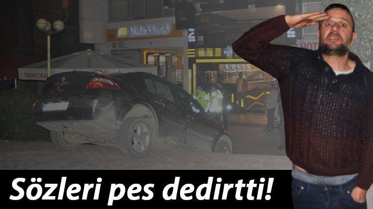 Zonguldak'ta pes dedirten olay! Önce kaza, sonra zevküsefa