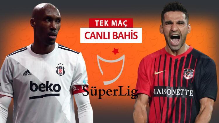 Muhammet Demir, Beşiktaş maçına yetişecek mi? Gaziantep FK'nın iddaa oranı...