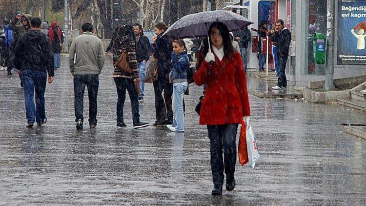 Meteorolojiden tüm Türkiye için yağış uyarısı