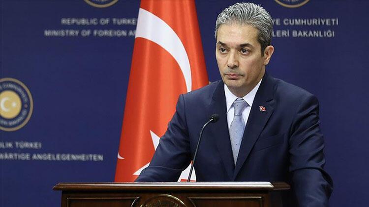 Türkiye'den Libya Temsilciler Meclisinde gerçekleştirilecek güvenoyu oturumuna ilişkin açıklama