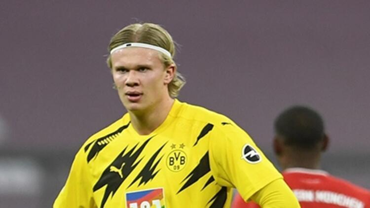 Erling Haaland büyülemeye devam ediyor! Bayern Münih'ten transfer açıklaması