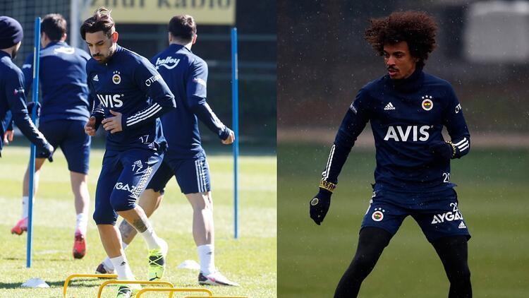 Fenerbahçe'de Gustavo dönüyor, İrfan Can ilk 11'de sahaya çıkabilir