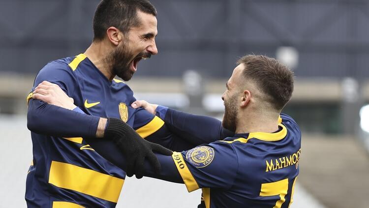 Karagümrük 0-1 Ankaragücü (Maçın golü ve özeti)