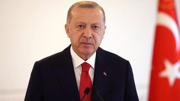 """Son dakika haberi: """"Bir insanlık suçu olarak görüyorum"""" dedi ve... Cumhurbaşkanı Erdoğan'dan çok sert tepki"""