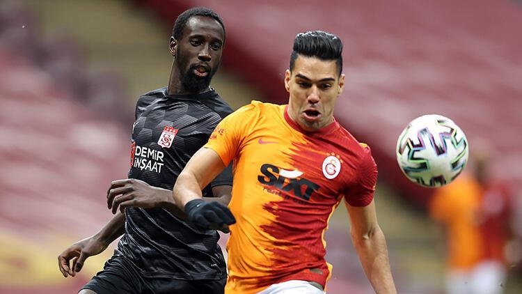 Galatasaray 2-2 Sivasspor (Maçın özeti ve golleri)