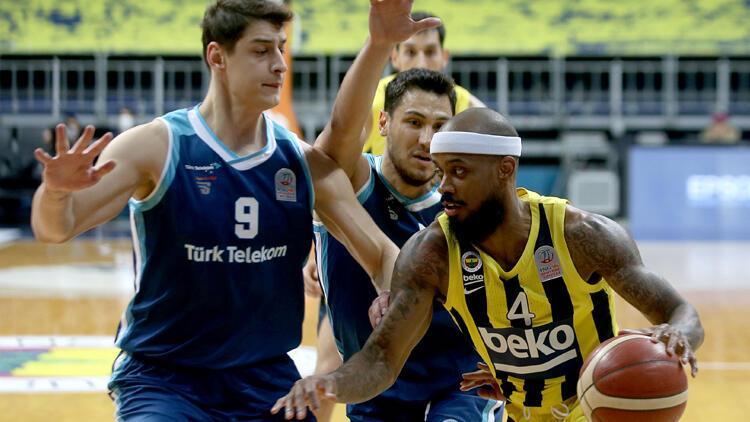 Fenerbahçe Beko: 99 - Türk Telekom: 77