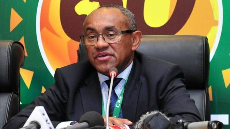 CAF Başkanı Ahmed Ahmed'in cezası 5 yıldan 2 yıla düşürüldü