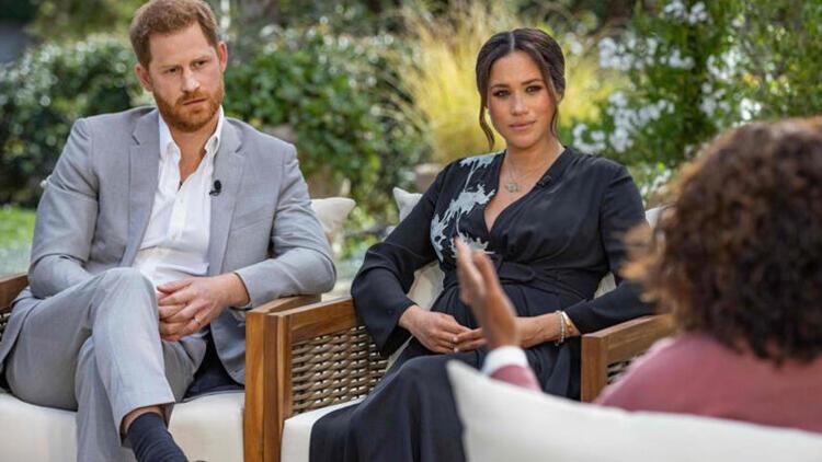 Beyaz Saray'dan Prens Harry ve Markle açıklaması