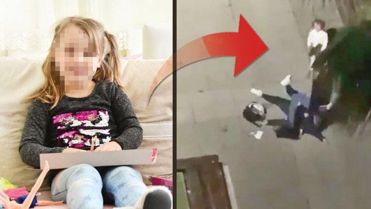 Annesinin acımasızca dövülmesine şahit olan minik kız: Babamı görmek istemiyorum