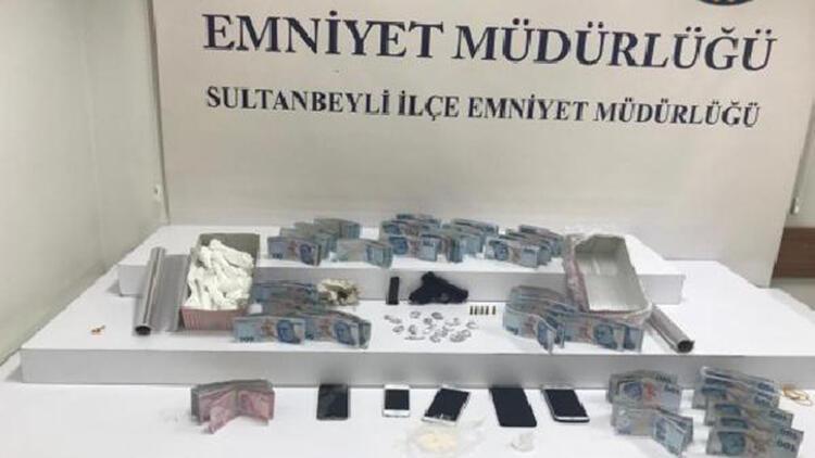 Sultanbeyli'de uyuşturucu operasyonlarında 106 şüpheli yakalandı
