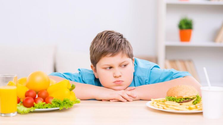 Çocuklarda salgın şeklinde artan bir hastalık: Obezite