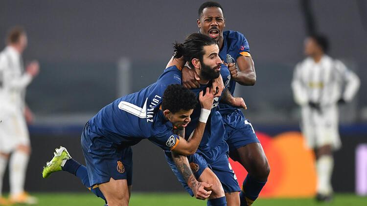Juventus 3-2 Porto / Maç sonucu