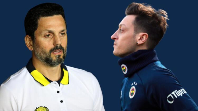 Fenerbahçe için çok konuşulacak Mesut Özil iddiası!