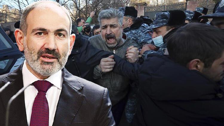 Son dakika... Paşinyan, Genelkurmay Başkanı Onik Gasparyan'ı ikinci kez görevden aldı!