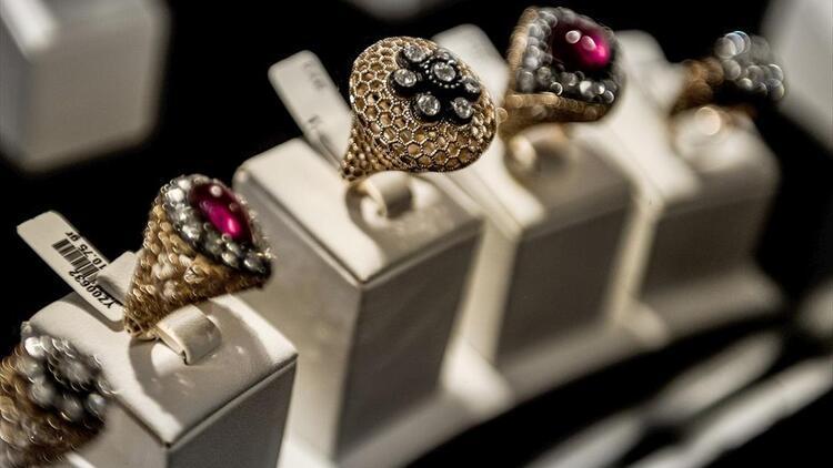 Şubatta 305 milyon dolarlık mücevher ihraç edildi