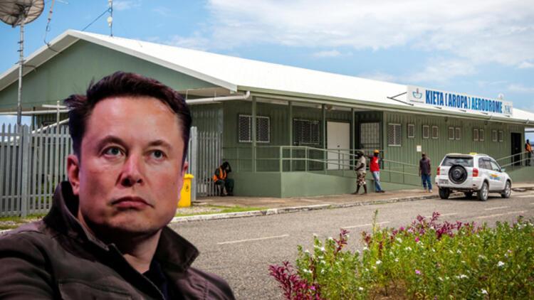 Elon Musk yeni planına Papualılardan tepki! Endonezya önerdi halk ayağa kalktı