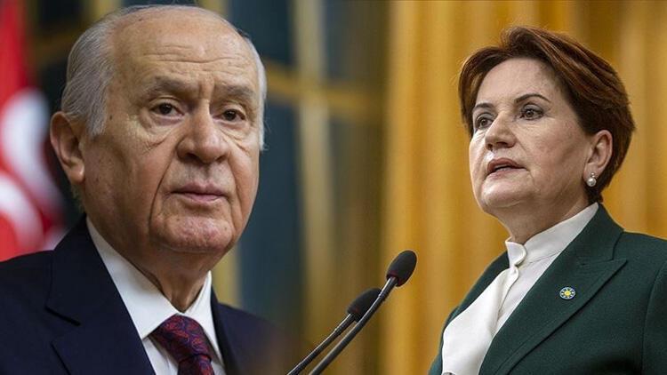 Son dakika... MHP Genel Başkanı Bahçeli'den Akşener'e tepki