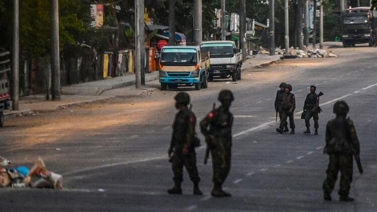 Myanmar cuntası, ABD yaptırımlarını kaldırtmak için İsrailli lobiciye 2 milyon dolar ödedi