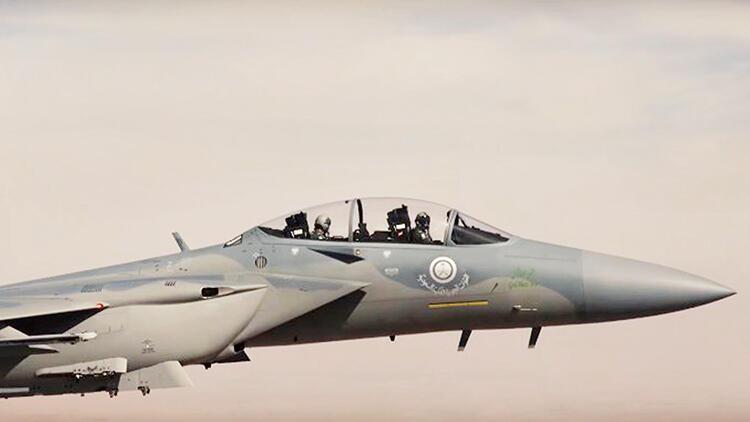 İlk kez Yunan-Suudi ortak askeri tatbikatı