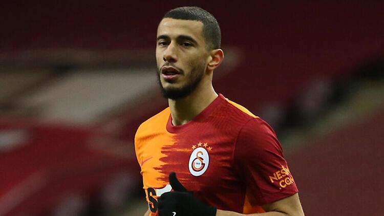 Galatasaray, Younes Belhanda'nın biletini kesti! 'Makama saygısızlığı affedemeyiz'