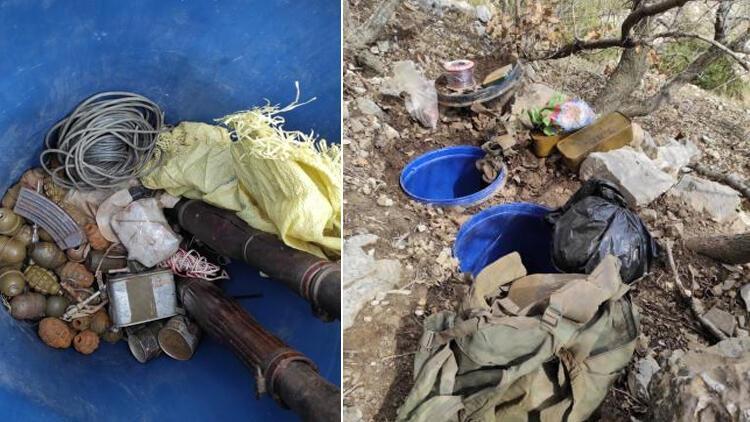 Şırnak'ta terör örgütü PKK'ya ağır darbe!