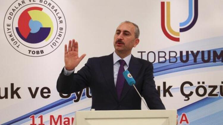 Son dakika... Bakan Gül'den yeni anayasa mesajı