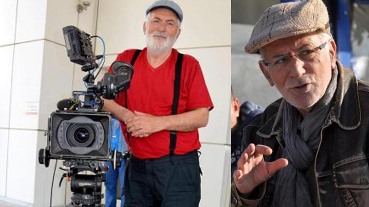 Ünlü görüntü yönetmeni Çakmakçı, son yolculuğuna uğurlandı