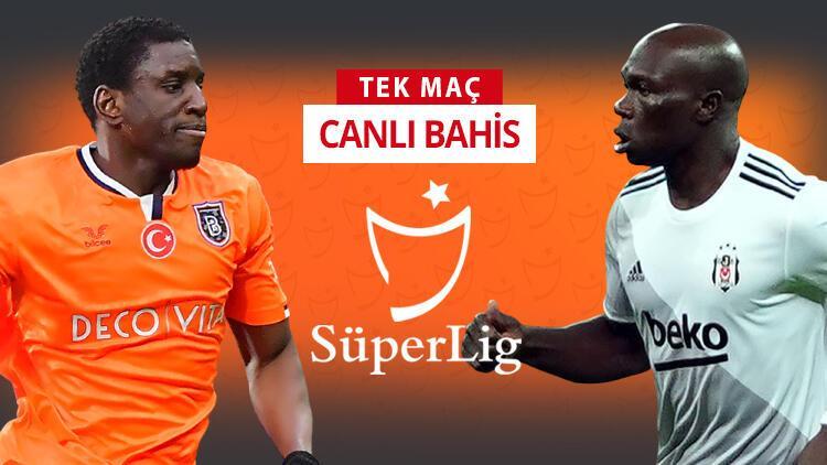 Başakşehir'de Beşiktaş maçı öncesi 7 eksik! Bu maça iddaa oynayanların %42'si...