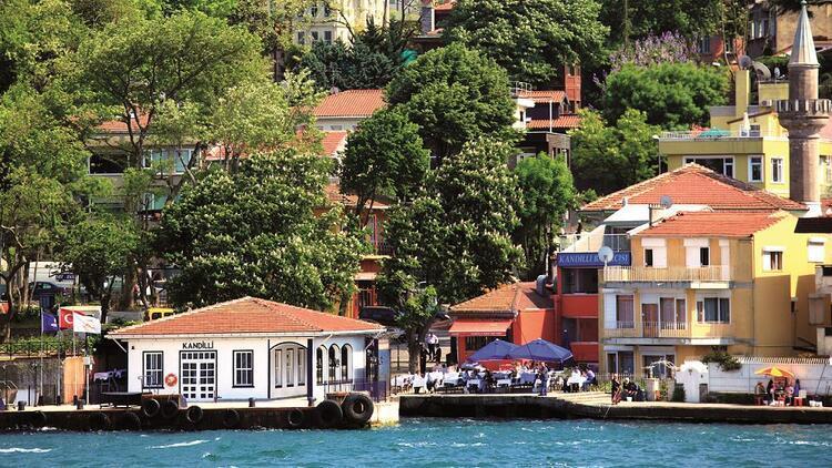 İstanbul aşkımın başladığı yer: Kandilli