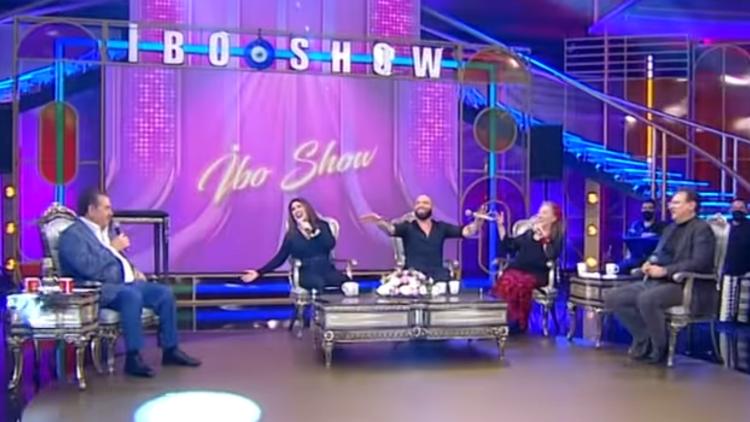 İbo Show konukları kimler? İşte 13 Mart İbo Show'un bu haftaki konukları