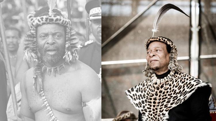 Efsane Zulu Kralı Goodwill Zwelithini hayatını kaybetti