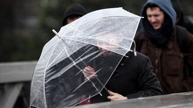 Hafta sonu hava nasıl olacak? MGM 13-14 Mart il il hava durumu tahminleri! Kar, yağmur ve fırtına geliyor!