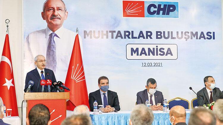 Kılıçdaroğlu'ndan işsizliğe karşı öneri: Her muhtarlığa bir özel kalem