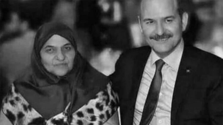 Son dakika... İçişleri Bakanı Soylu'nun annesi vefat etti