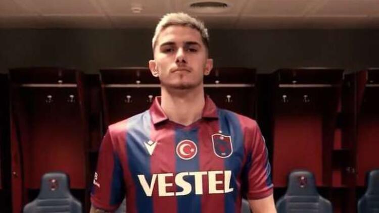 Trabzonspordan Berat Özdemir açıklaması