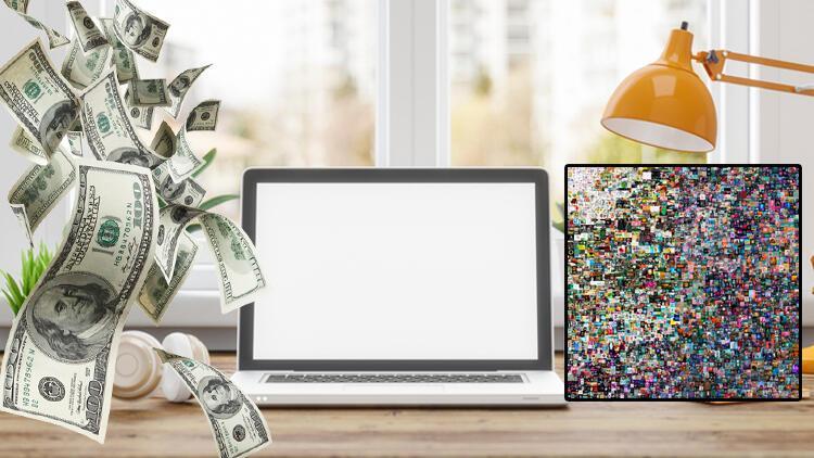 Dünya bu satışı konuşuyor... Dijital bir eser nasıl 70 milyon dolar olur?