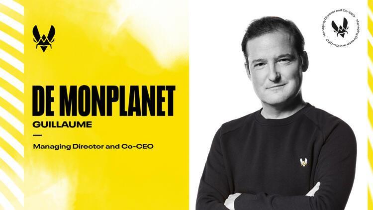 Team Vitality'ye eski adidas yöneticisi eş CEO olarak geldi