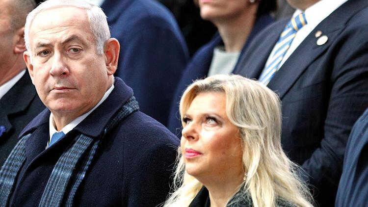 İsrail'de günün iddiası: Netanyahu'nun karısı Mossad'a bile karışıyor