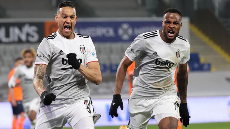 Beşiktaş'ı zirveye taşıyan rekor!