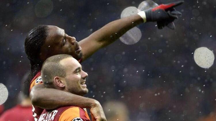 Galatasaray'da 8 yıl sonra aynı taktik! Sneijder ve Drogba'dan sonra...